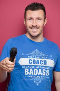 Coach Richard Espinasse Prise de Parole