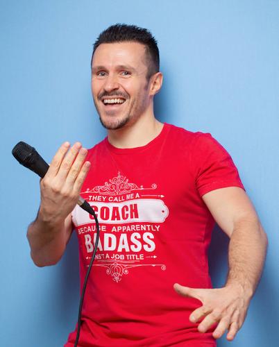 Richard Espinasse Coach Badass Guide de Survie