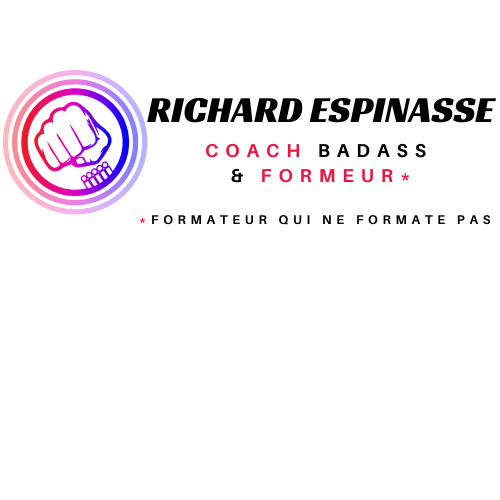 Coach BADASS formeur Richard Espinasse Logo site 2