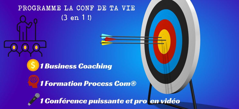PROGRAMME LA CONF DE TA VIE (3 en 1) Richard ESPINASSE